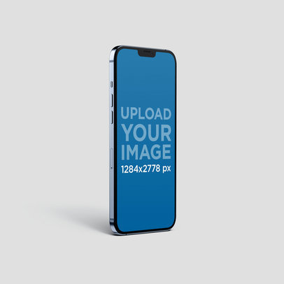 Mockup of an iPhone 12 Pro Max 5012-el1