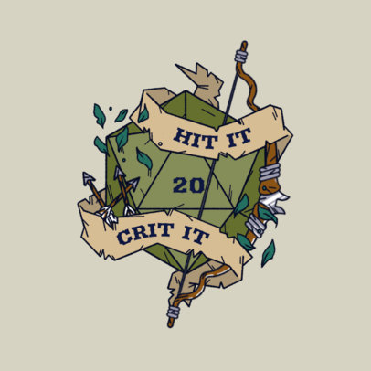 Logo Generator for Dungeons and Dragons Players 4012e