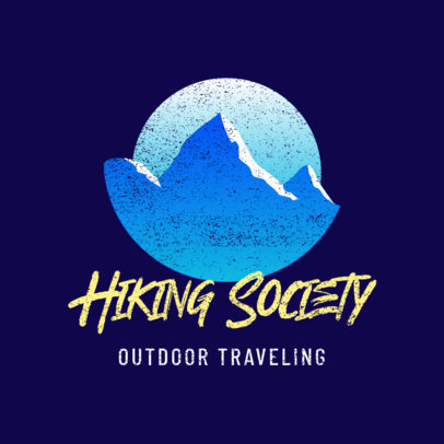 Logo Generator for an Adventure Tour and Travel Company 4028c
