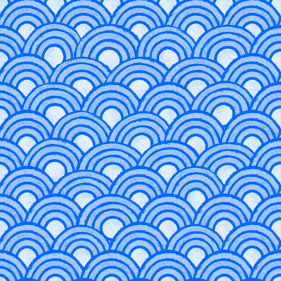 Print Pattern Generator with a Series of Curves 3363l