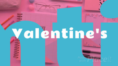 Dynamic Slideshow Video Maker for Valentine's Day 1258e-2733