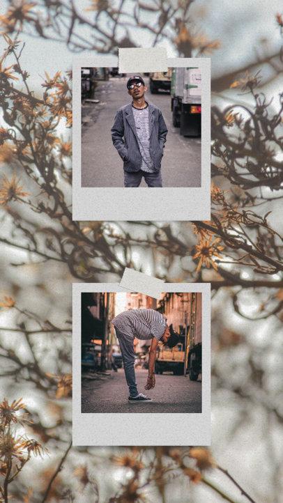 Instagram Design Creator Featuring Trendy Photos 3518e-el1