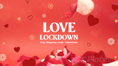 Intro Maker for a Valentine's Day Special Promo 2033a 2825