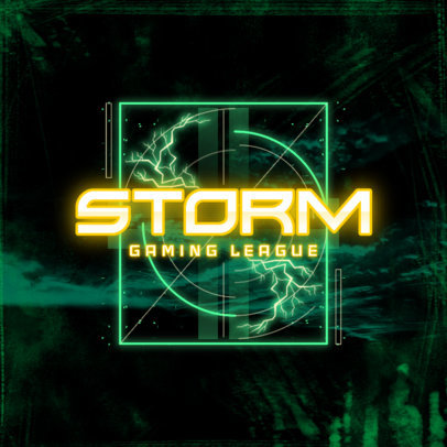 Storm-Themed Gaming Generator for a Gaming League 4101h