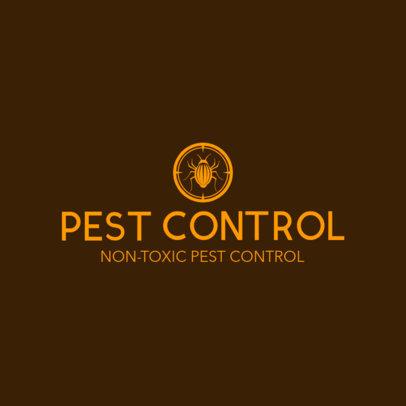 Logo Maker for a Pest Control Company 1254a 4139