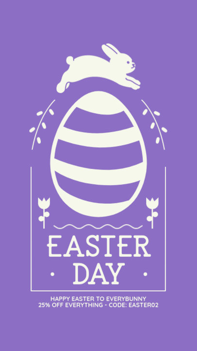Instagram Story Maker to Celebrate Easter with a Promo Code 3693a-el1