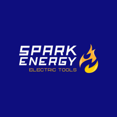 Logo Maker for a Power Tools Retailer 3772e-el1