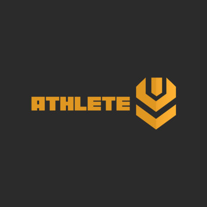Dropshipping Logo Creator for an Activewear Clothing Brand 4251g