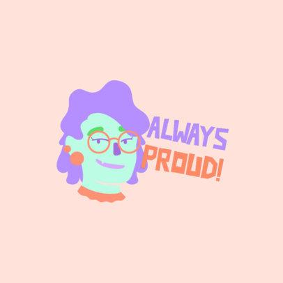 Twitch Emote Logo Creator Featuring LGBT Avatars 4287