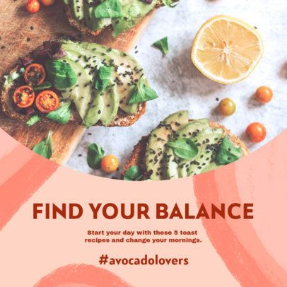 Wellness-Themed Instagram Post Design Creator with a Modern Style 3632c